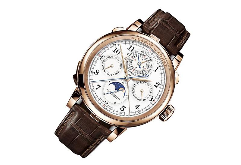 reloj de lujo A. Lange & Sohne Grand Complication