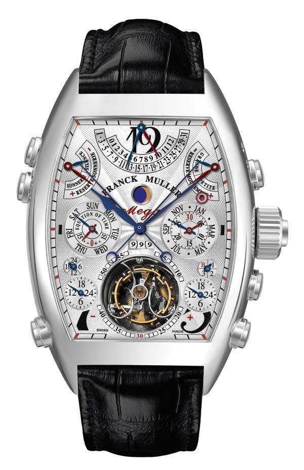 reloj de valor FRANCK MULLER AETERNITAS MEGA 4
