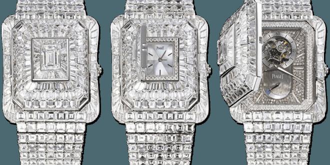 Precioso reloj PIAGET EMPERADOR TEMPLE WATCH con diamantes