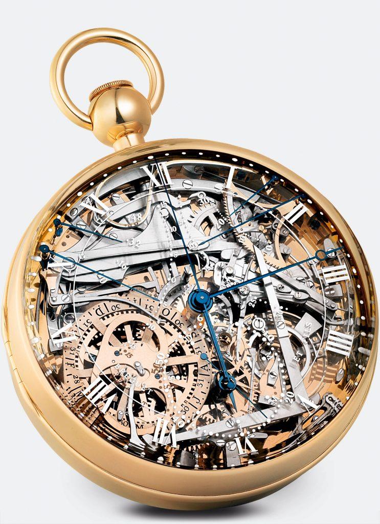 El reloj de lujo más caro de la historia BREGUET MARIE ANTOINETTE GRANDE COMPLICATION