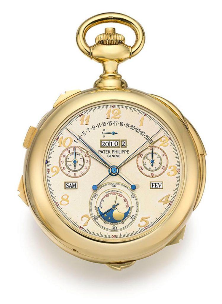 Reloj Patek Philippe Calibre 89