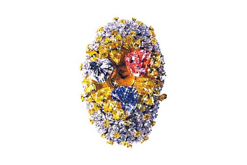 prestigioso reloj chopard de 201 quilates que cuesta 25 millones