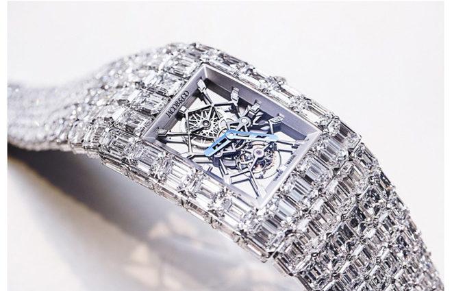 Reloj multimillonario de Jacob & Co.