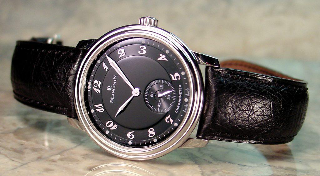 Relojes de lujo Blancpain