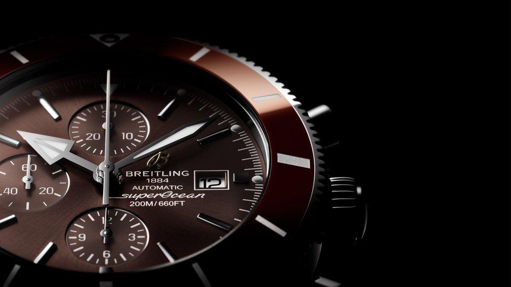 costosos relojes breitling caros
