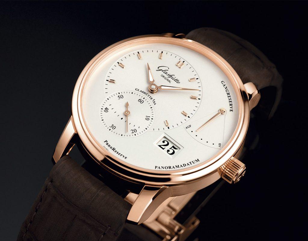 Reloj de lujo Glashutte Original