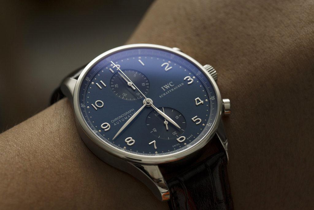 iwc PORTUGIESER-relojes portugueses