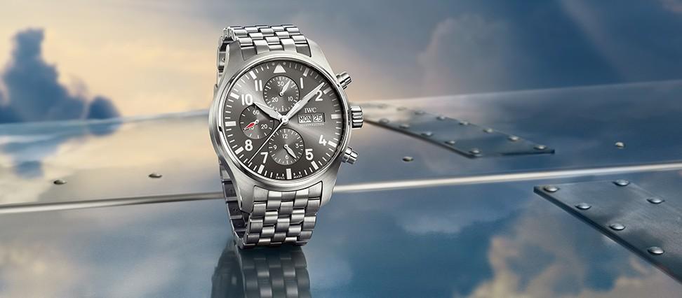 relojes iwc pilot watch