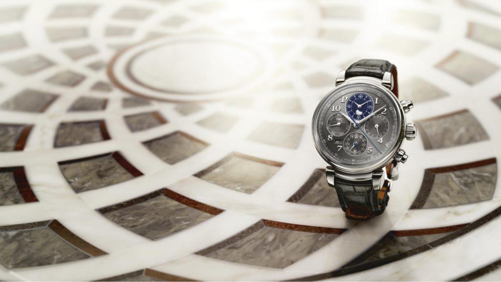 reloj iwc Da Vinci