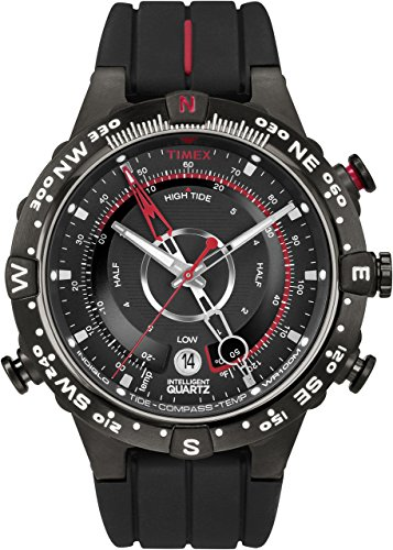 Reloj de Pulsera Analógico Hombre Silicona Timex