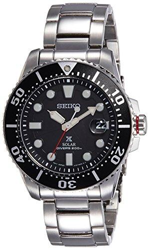 Reloj de acero para hombre Seiko SNE437P1