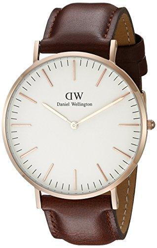 Reloj de hombre de moda Daniel Wellington 0106DW