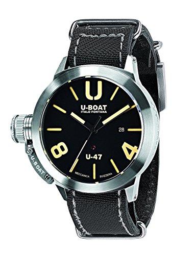 Reloj de pulsera para hombre U-Boat 8105.0 diver