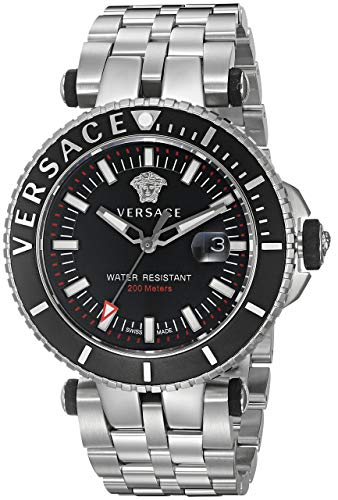 Reloj Versace para hombre de moda
