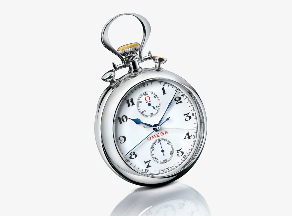 Colección especializada Omega Olympic Pocket Watch
