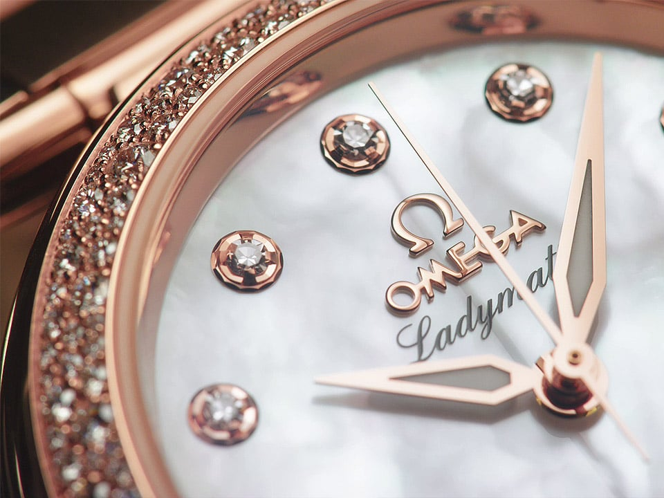 reloj deville Ladymatic para mujer