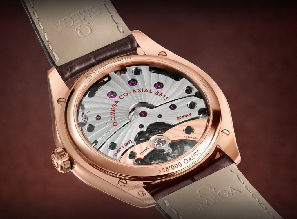 Reloj elegante Omega De Ville Trésor