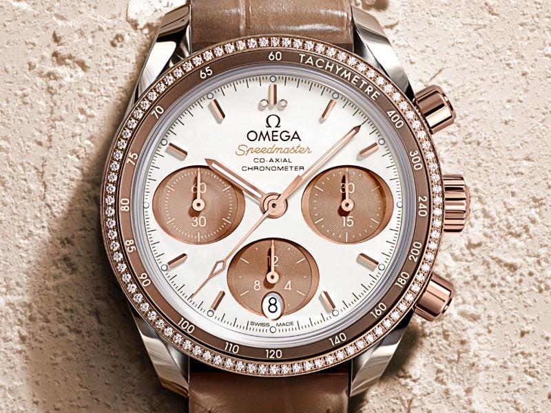 omega Speedmaster 38