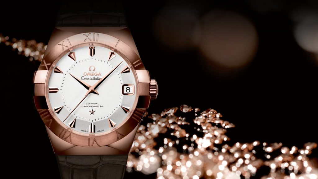 relojes omega constellation