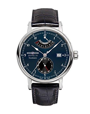 Reloj analógico automático unosex Zeppelin - 7560-3