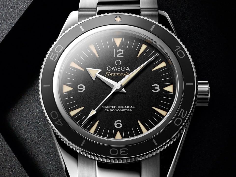 reloj omega seamaster 300