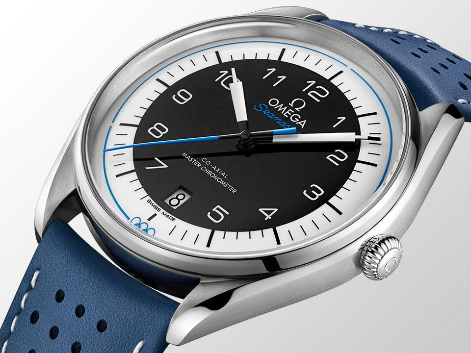 Reloj deportivo oficial Omega Olympic Timekeeper