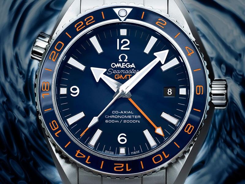 Reloj de buceo omega planet ocean 600