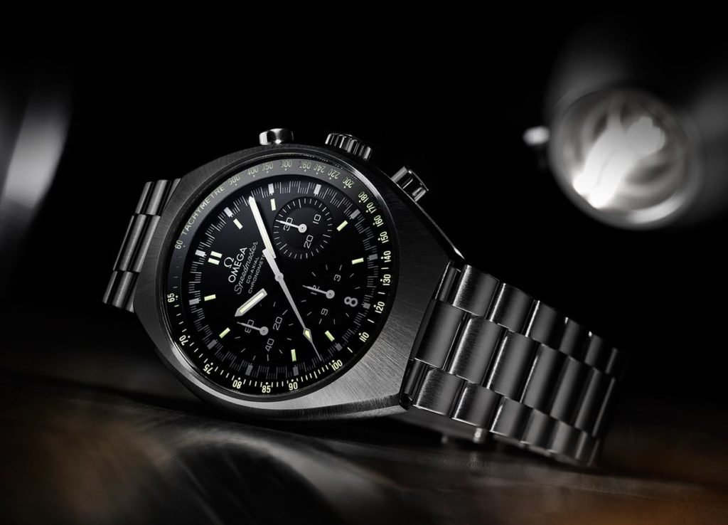 caro reloj speedmaster Mark II