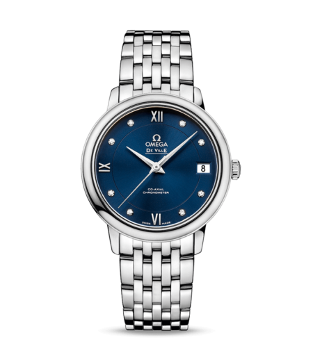 Relojes elegantes para mujer - Omega PRESTIGE CO-AXIAL 424.10.33.20.53.001