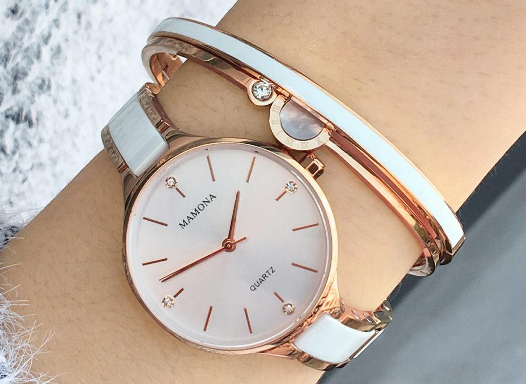 Reloj de pulsera para mujer - MAMONA L3877GT