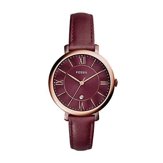 Reloj de mujer con correa de piel - Fossil ES4099