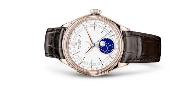 Rolex Cellini monnphase estilo clásico m50535-0002