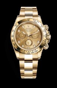 Pulsera Rolex Daytona Champagne Oyster 116508-0006