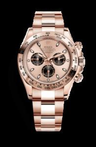 Rolex Daytona Oro Everose 116505-0001