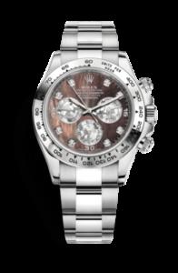 Rolex Daytona Oro blanco 116509-0044