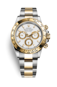 Rolex Daytona esfera blanca 116503-0001