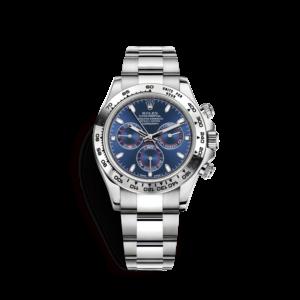 Rolex Daytona esfera azul 116509