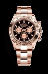 Esfera de zafiro antirrayas Rolex Daytona 116505-0002