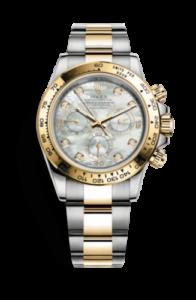 Esfera Rolex Daytona con diamantes 116503-0007