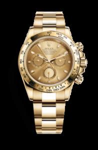 Rolex Daytona con escala taquimétrica grabada 116508-0003