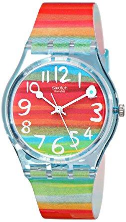 Relojes coloridos para mujer - Swatch GS124