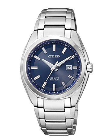 Reloj para mujer Citizen - Super Titanium EW2210-53L