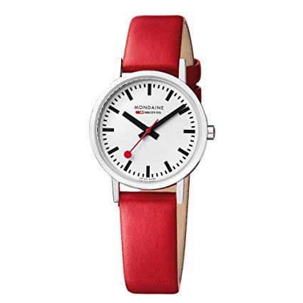 Reloj pequeño para mujer - Mondaine A660.30314.11SBC