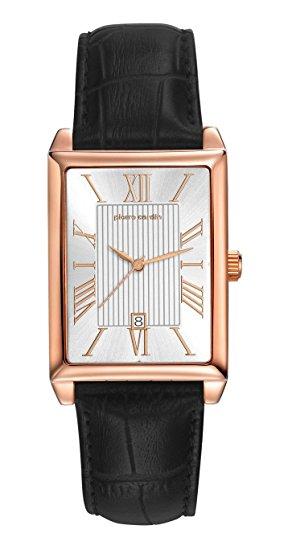 Reloj de mujer rectangular - Pierre Cardin PC107212F11