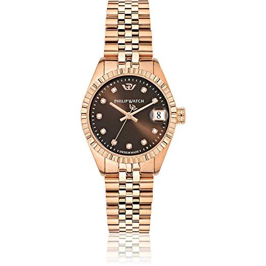 Reloj mujer oro rosa - Philip Watch Caribe R8253597520