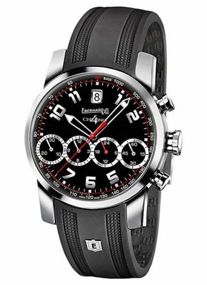 Reloj de pulsera para hombre Eberhard & Co Chrono 4 Date Chronograph 31041.21 CU