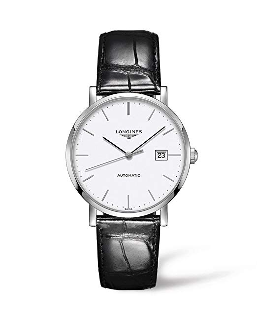 Reloj mecánico automático Longines L49104122