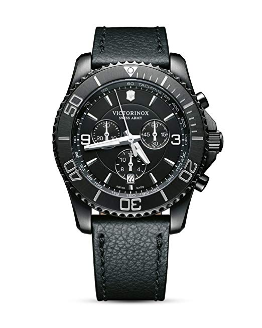 Reloj Victorinox 241786 negro