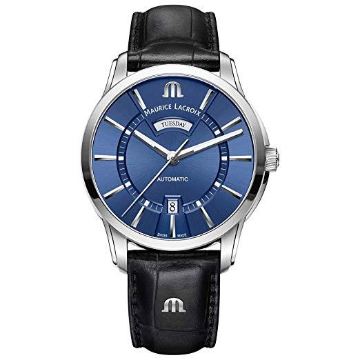 Reloj suizo automático Maurice Lacroix PONTOS DAY DATE