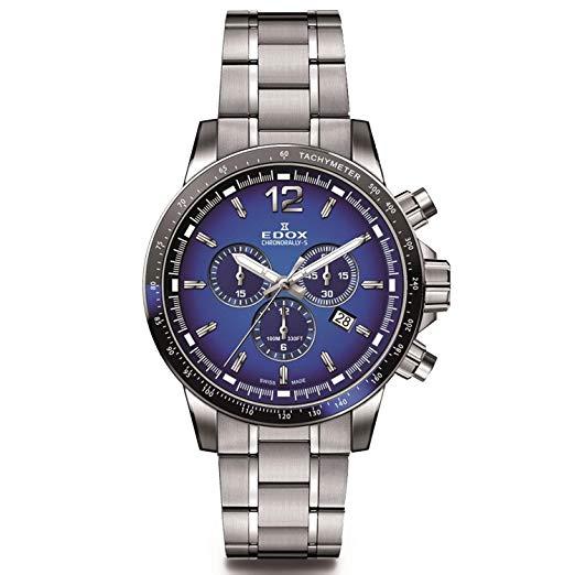 Reloj suizo barato EDOX 10229-3